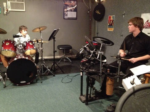 Instructors At The Oak Hill Drum Studio